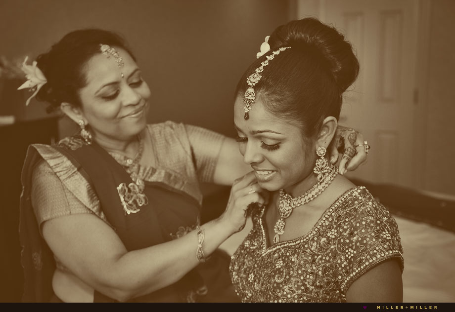 indian mother bride