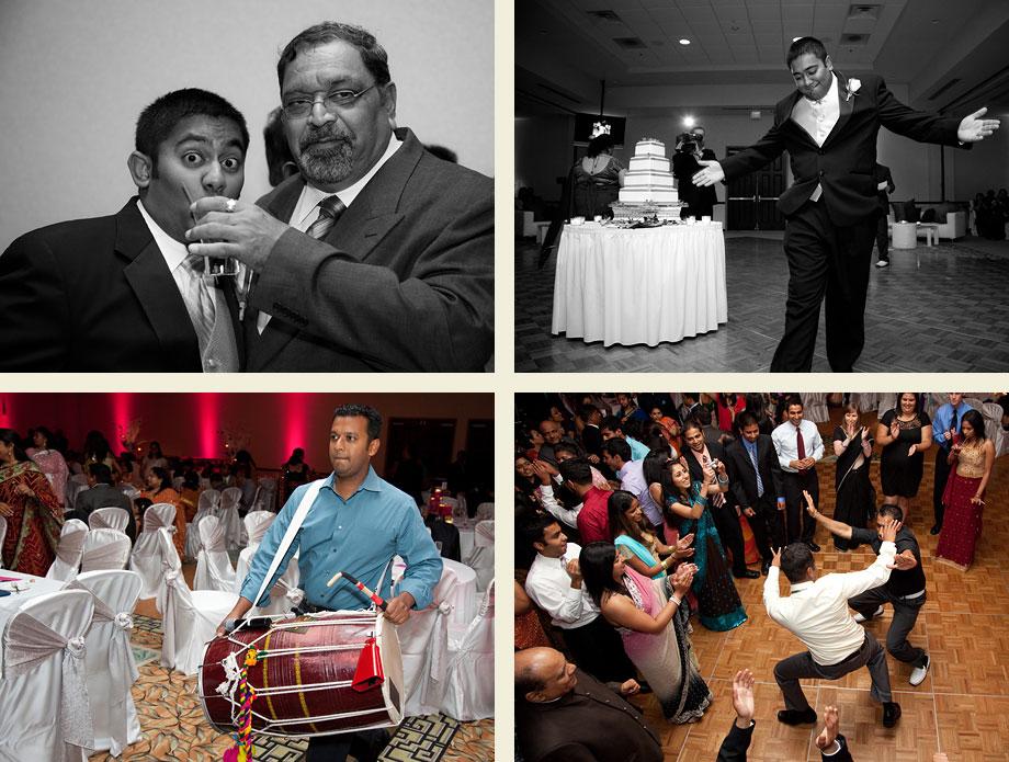 indian wedding reception chicago