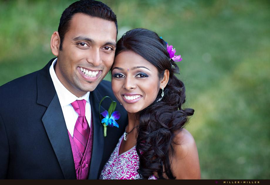 luxury indian couple photography