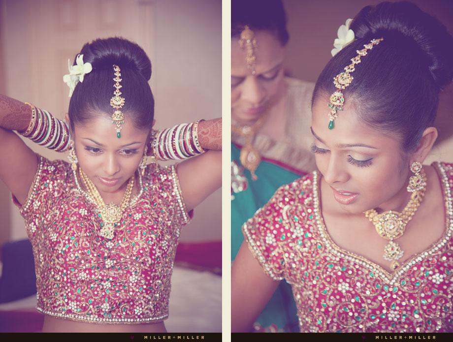 maldives wedding tikka