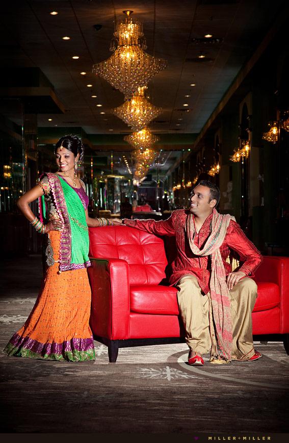 modern chicago indian wedding photographer