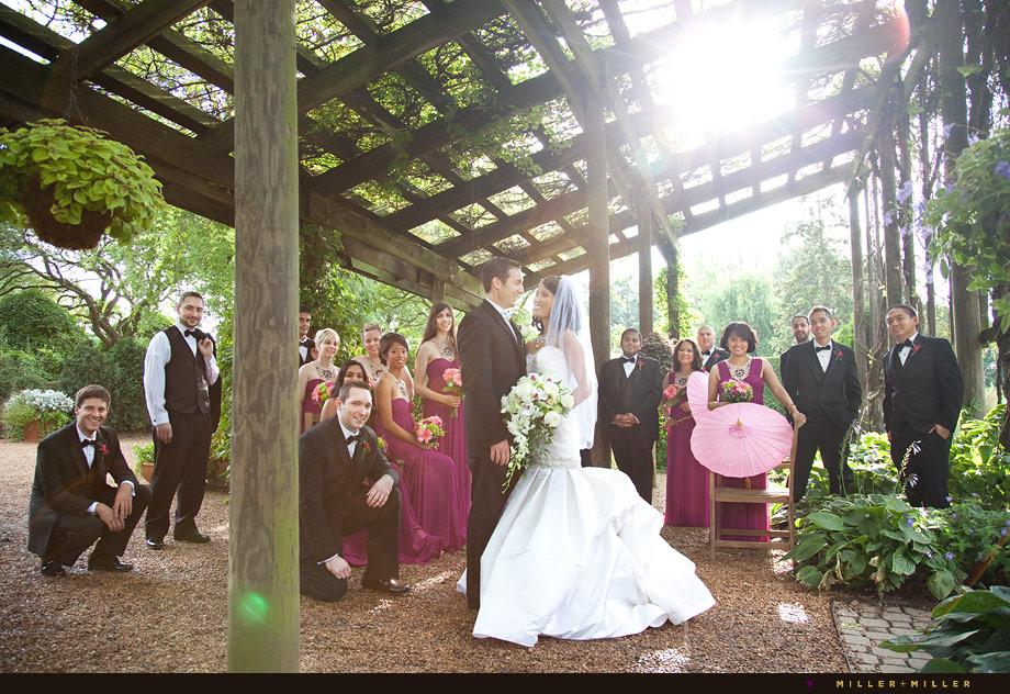 modern wedding photographer wheaton