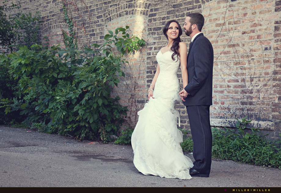stylish wedding photography chicago
