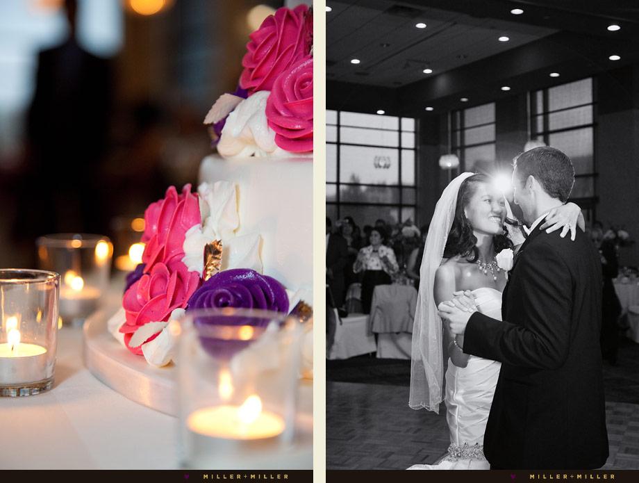 Westin hotel Lombard wedding