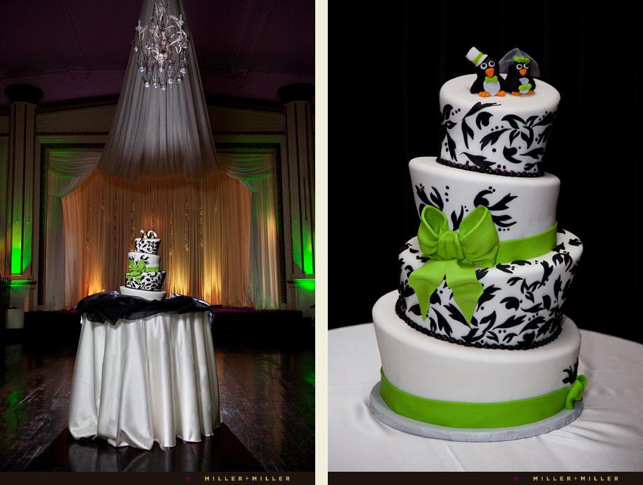 yudycakes topsy turvy wedding cake