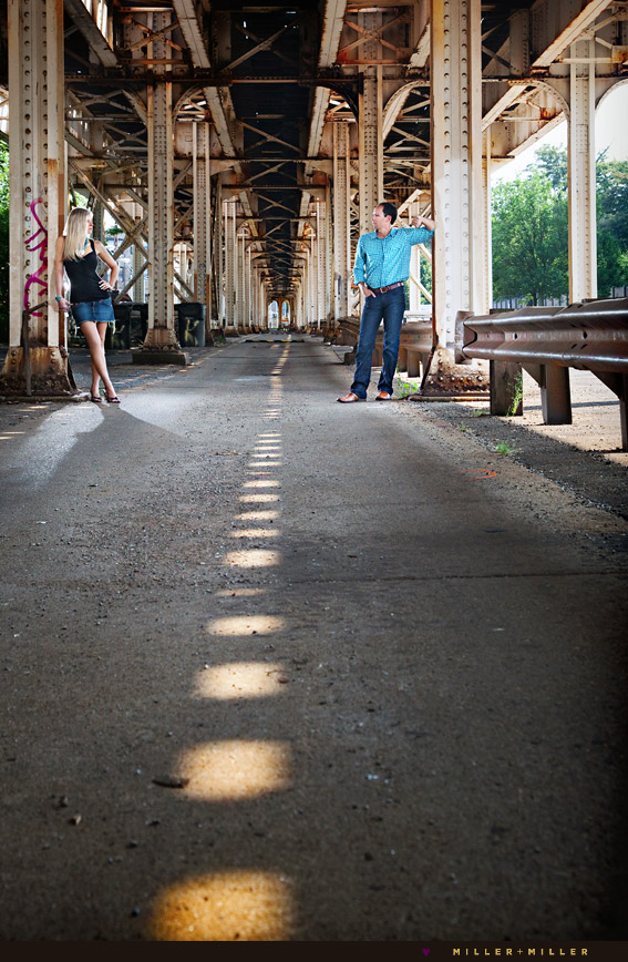 edgy chicago l engagement