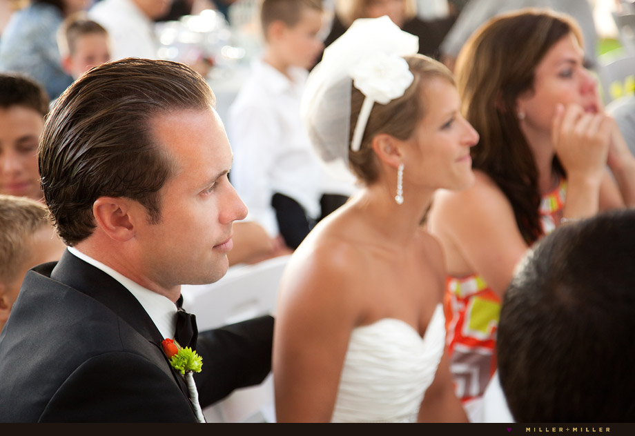 emotional wedding receptions