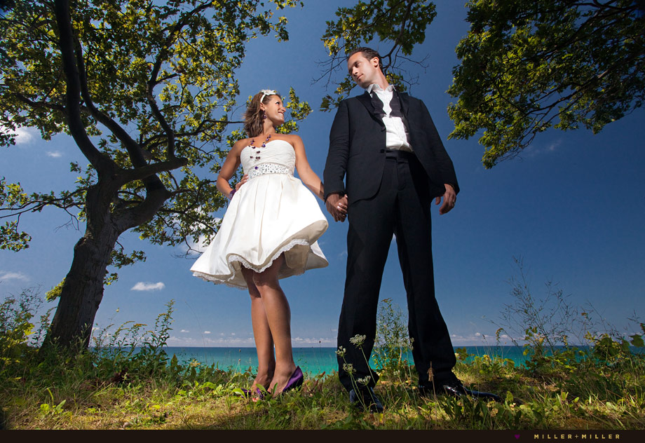 illinois beach resort wedding chicago