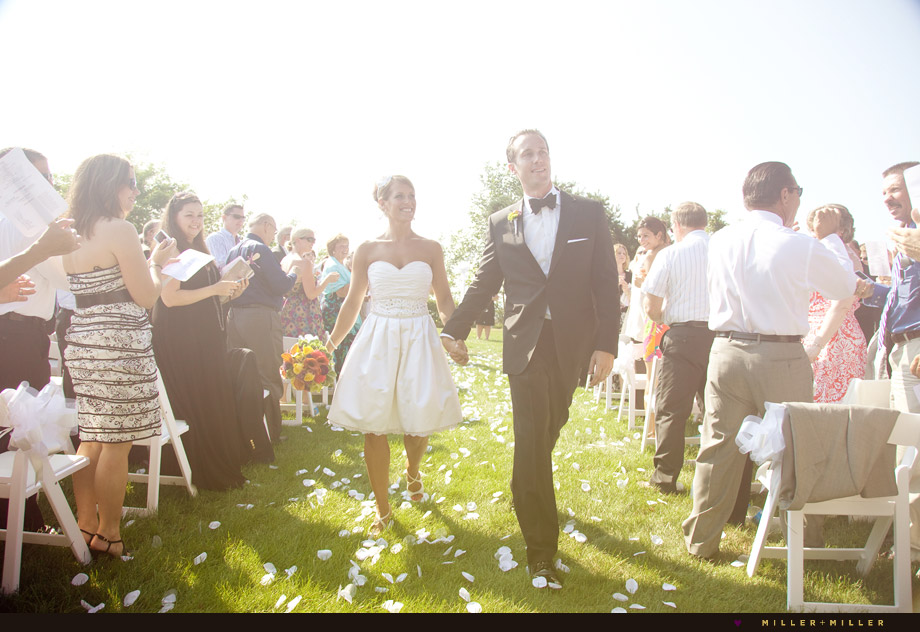 michigan winery country wedding