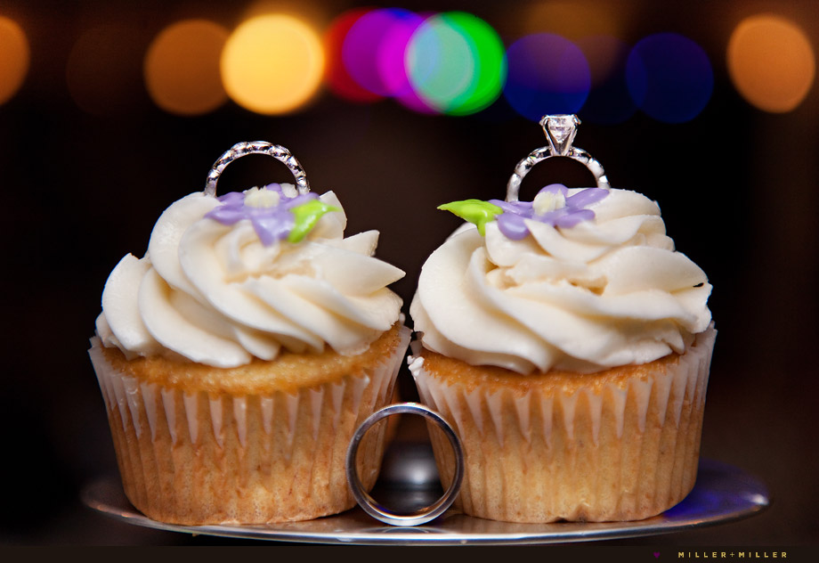 rings photos cupcakes