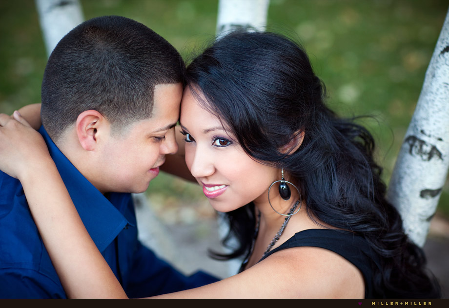 couple in love portraits
