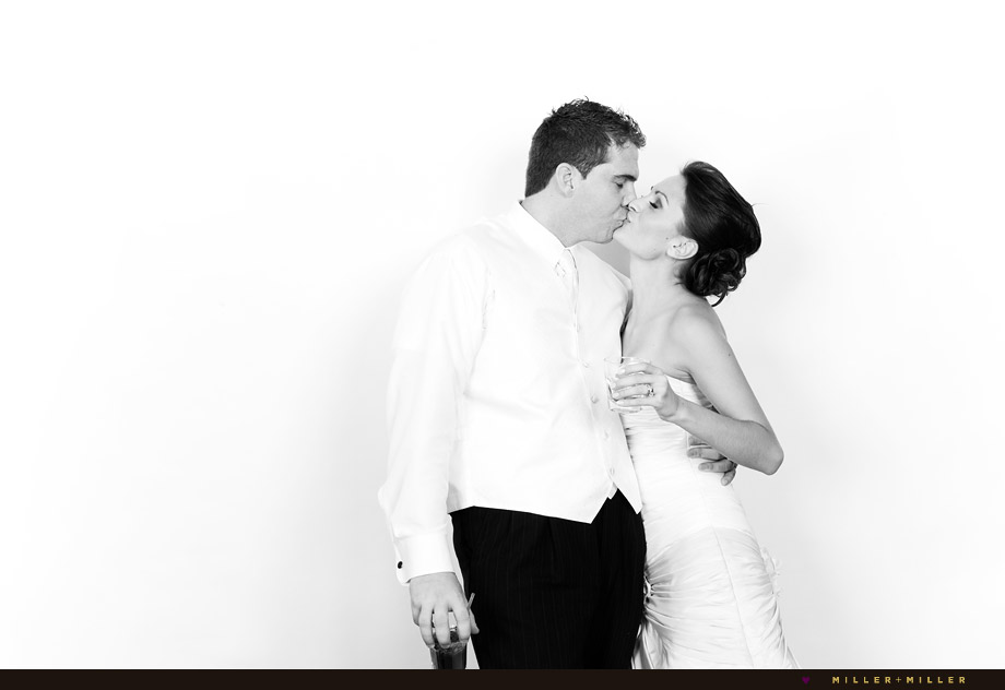 fun photo booth wedding images