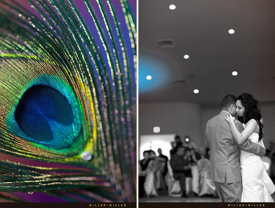 james hotel wedding reception first dance
