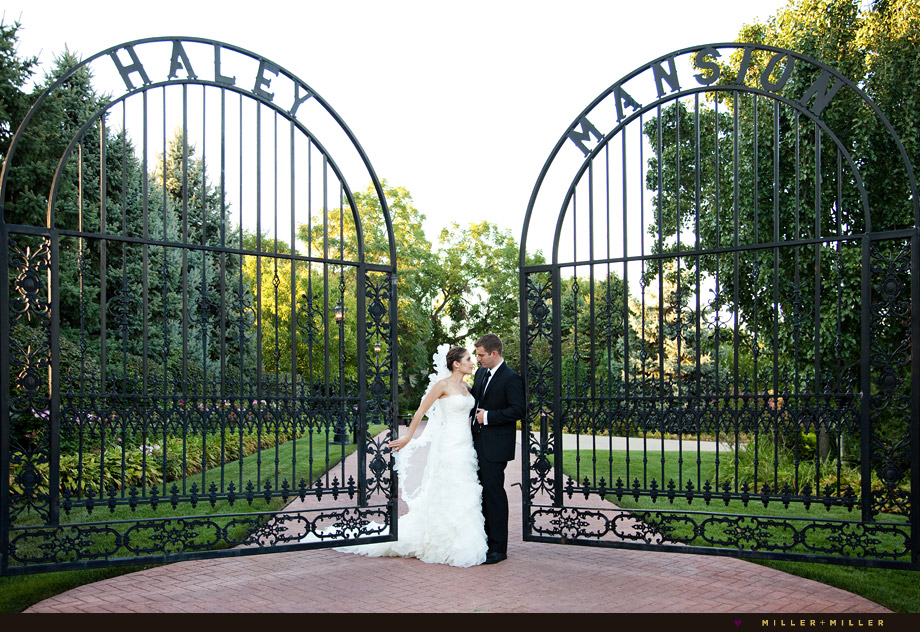 joliet patrick haley mansion wedding photography
