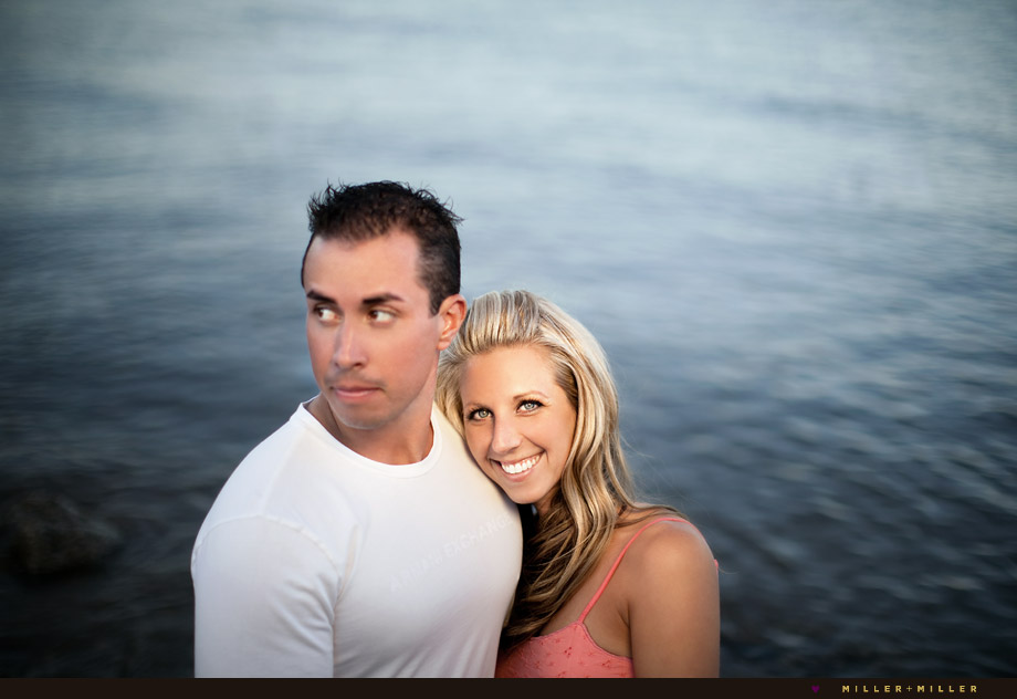 naperville riverwalk engagement pictures