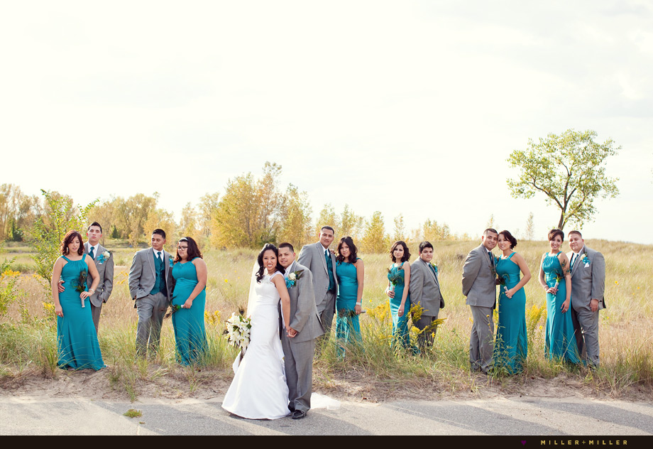 wedding photography sand chicago michigan indiana dunes