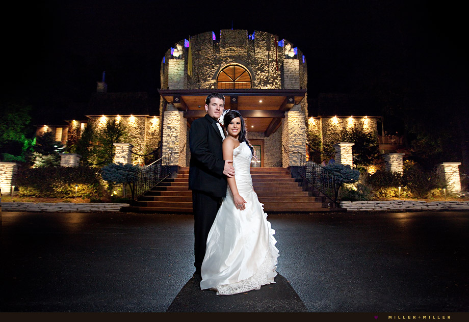 castle wedding royalty west banquets willow springs