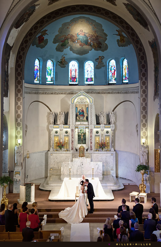 chicago church wedding