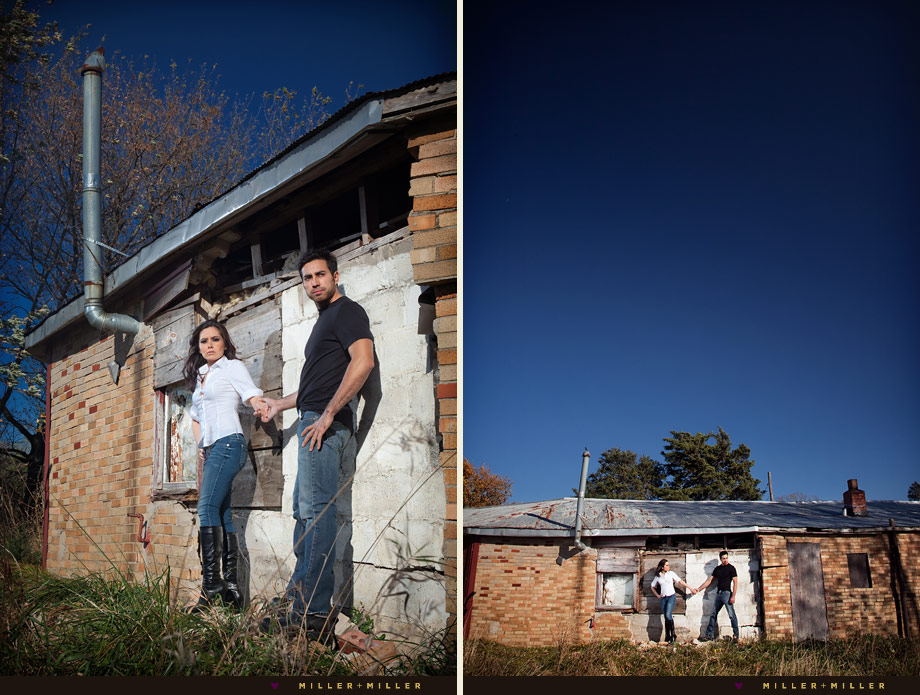 crumbling building engagement il