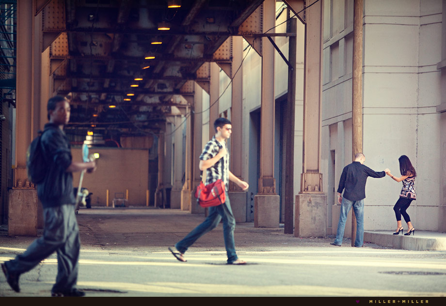 downtown-chicago-engagement-photographer