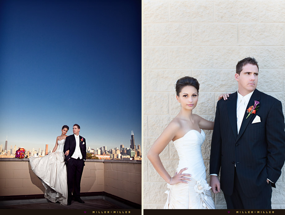 elegant chicago wedding photographer