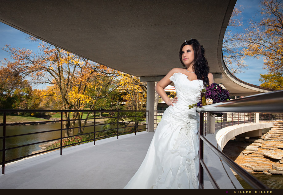midwest high-fashion wedding photographer
