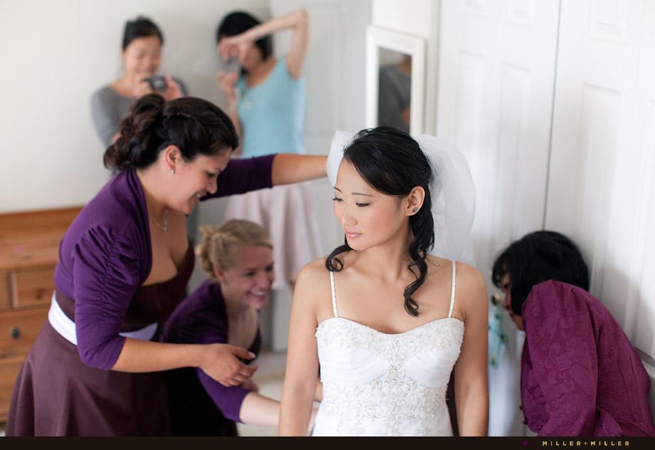 brides room dress