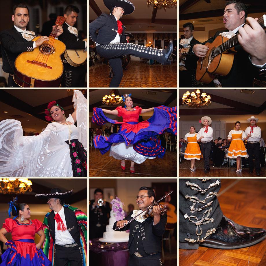 chicago mexican folk dancing wedding