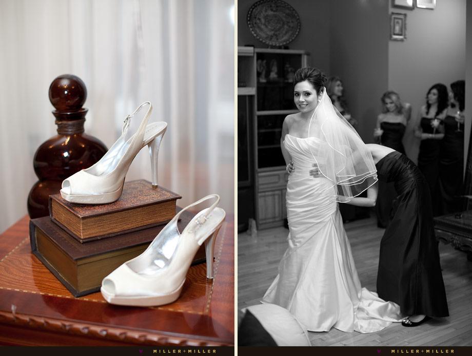 glencoe wedding bride
