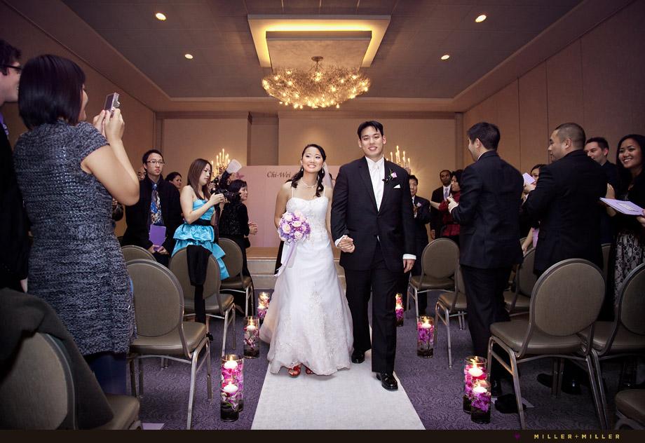 Chi-Wei + Kam's Belvedere Wedding