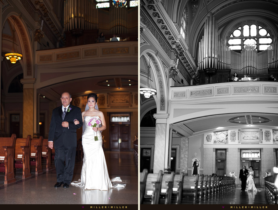 st james cathedral wedding chicago
