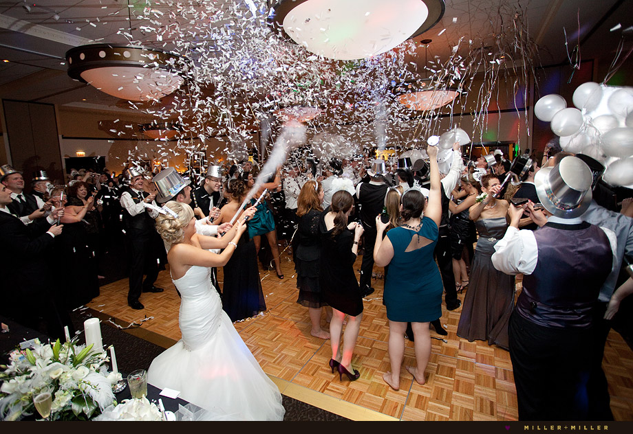 New Years Eve Wedding.Steve Ashley S Chicago New Year S Eve Wedding Chicago Wedding