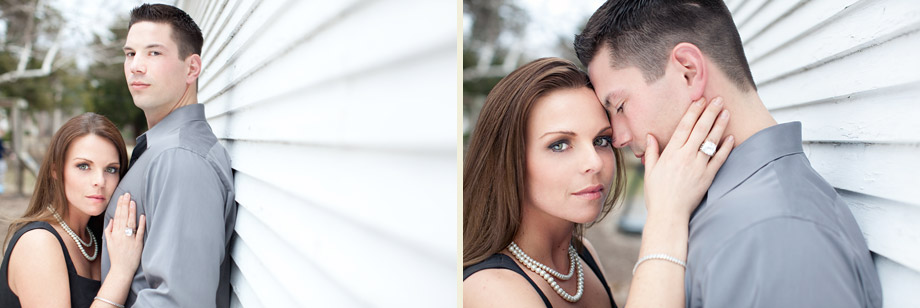 couple headshot portraits
