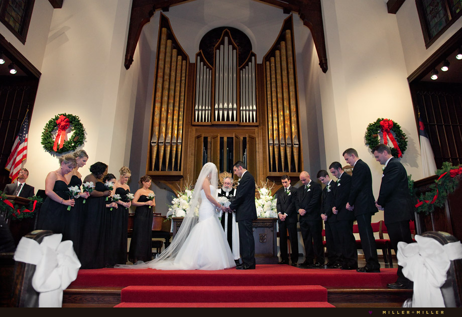 La Grange church ceremony