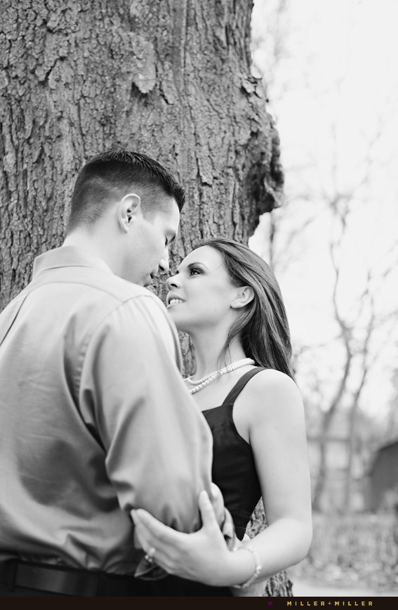 st charles engagement photographer
