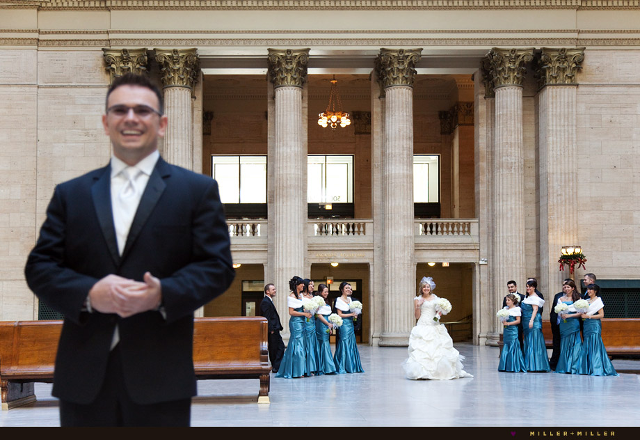 wedding union station chicago