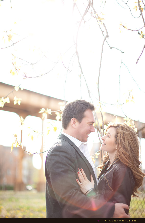 artistic engagement photographer chicago