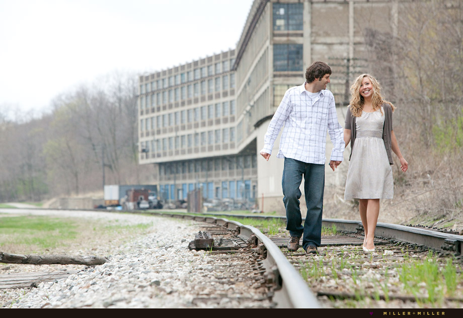lasalle engagement photographer