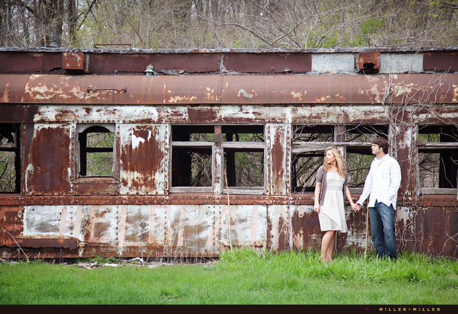 utica engagement photographer