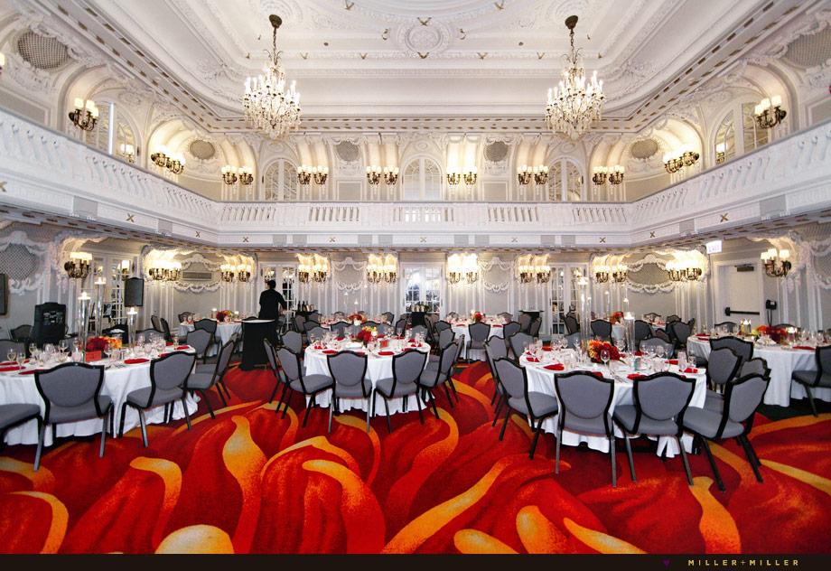 blackstone hotel crystal ballroom