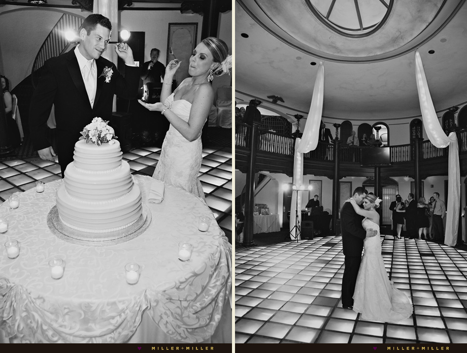 Hotel Baker wedding photography St. Charles
