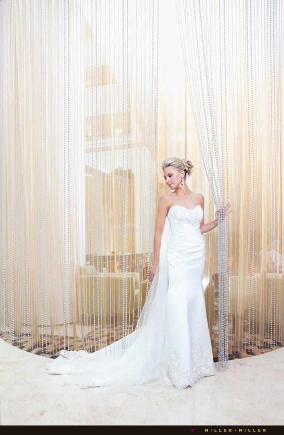 chicago fashion inspired wedding photographer