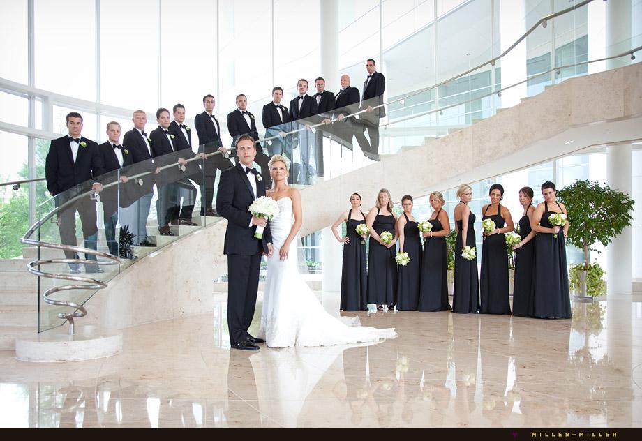 chicago modern wedding photography