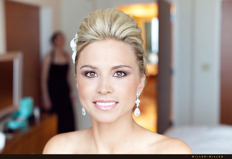 stunning gorgeous blonde bride picture
