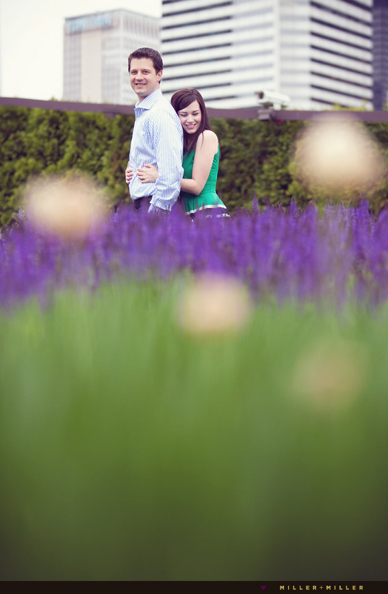 elmhurst engagement photographer