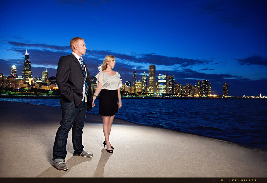 engagement photographers chicago