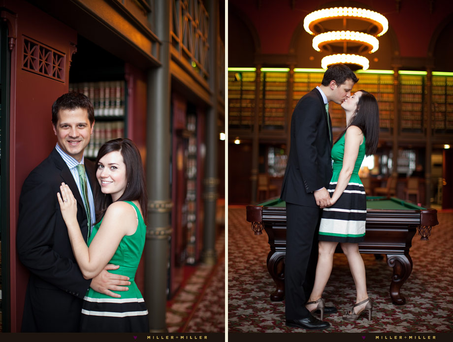 unique chicago engagement photographer