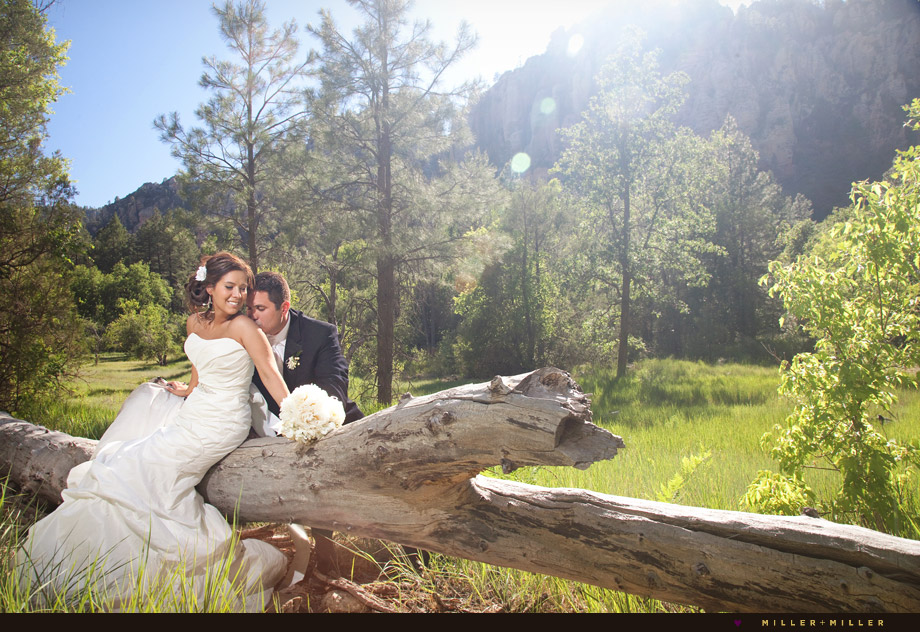 artistic mountain wedding photography