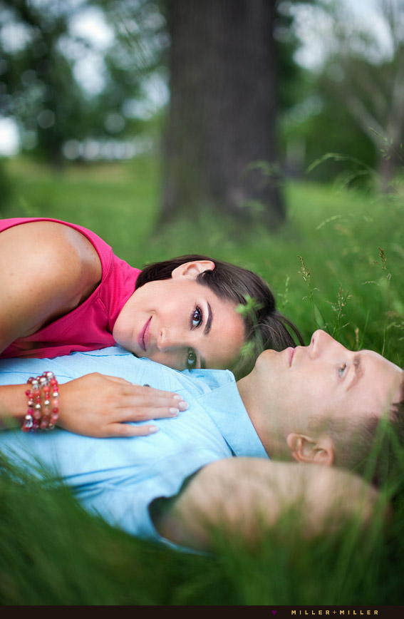 beautiful engagement photography