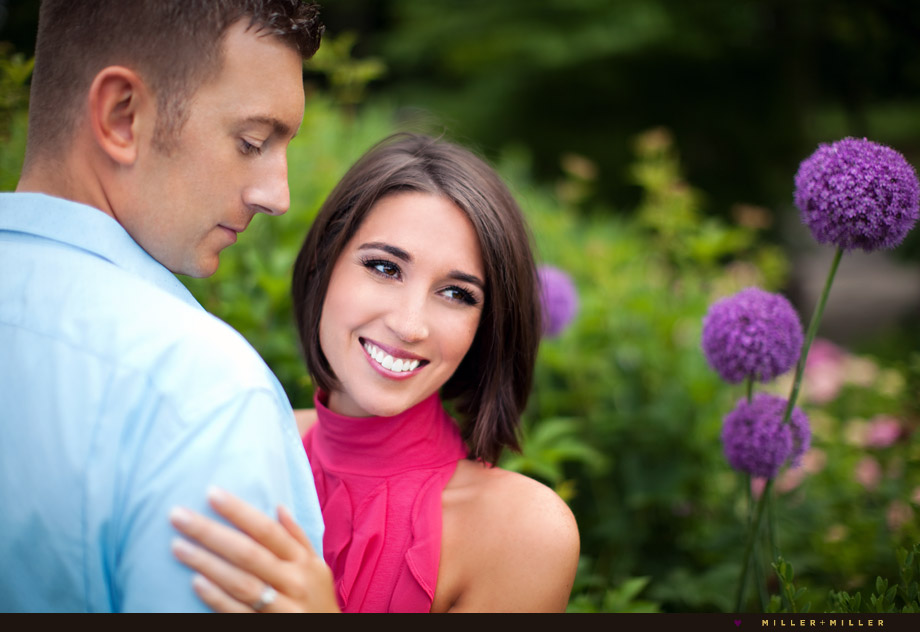 romantic engagement images